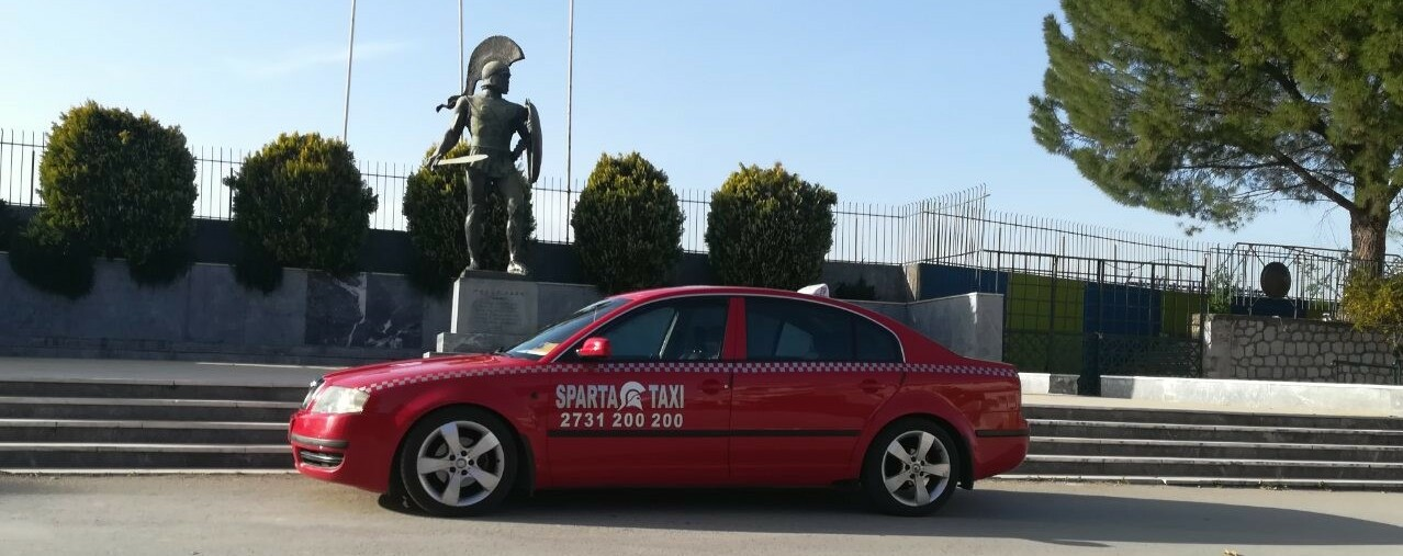 Yiannis Moutis Sparti Taxi Services
